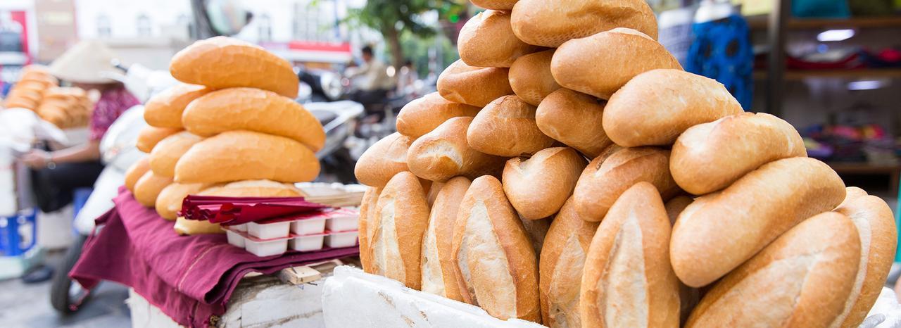 画像: バインミーのお店 アンディー 世田谷・祖師ヶ谷大蔵 ベトナムのサンドイッチ バインミー