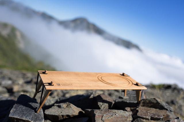 画像: 山賊テーブル | 山賊products powered by BASE