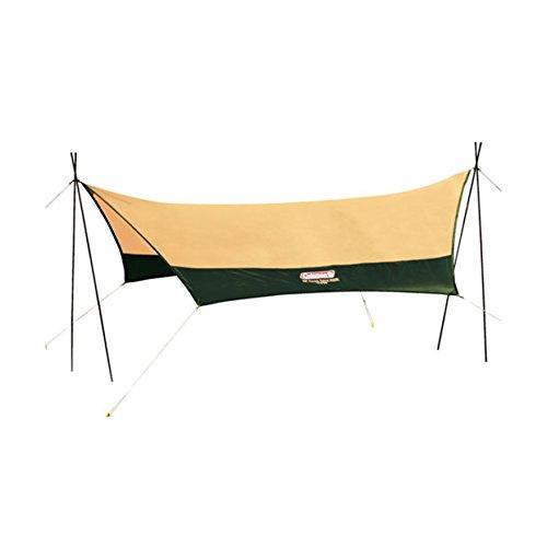 画像2: 【コールマンおすすめタープ3選】テントと合わせて快適に 初心者向けに選び方も伝授