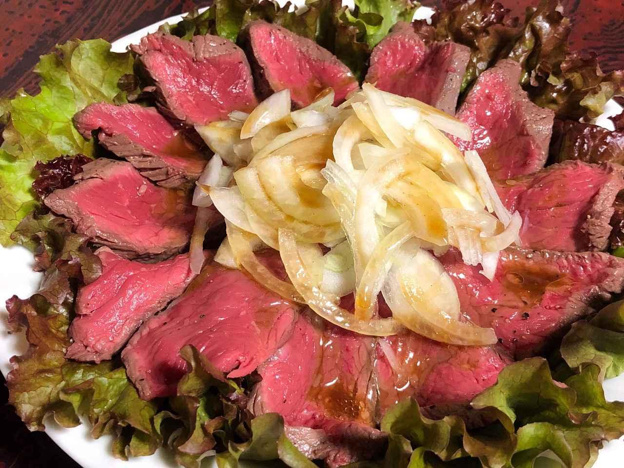 画像: 【レシピ公開】ローストビーフは炊飯器やフライパンで作れる! 簡単で美味しい作り方 - ハピキャン(HAPPY CAMPER)