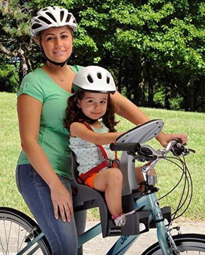 画像6: ママさん必見! オシャレでおすすめの自転車用レインコート&チャイルドシート3選