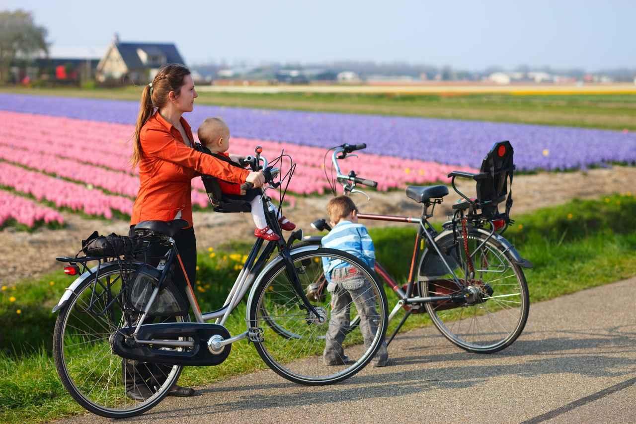 画像: レインコートなどの自転車の送り迎えアイテムをご紹介 子供の成長やライフスタイルに合わせて選ぼう
