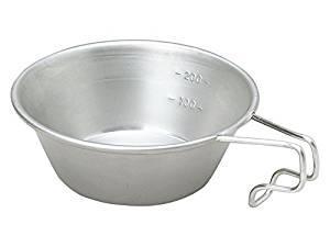 画像1: シェラカップは直火・計量・お皿に使える! ソロキャンプにピッタリ スノーピークやユニフレームなどおすすめ5選も紹介!