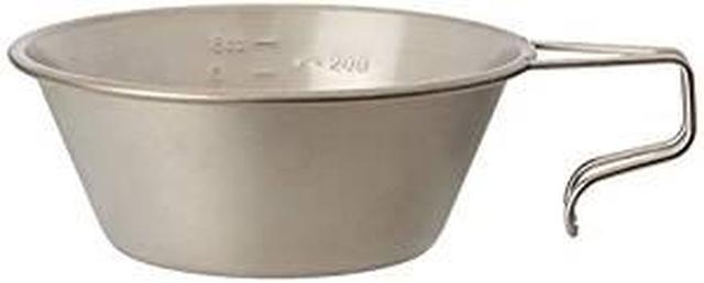 画像2: 【レシピ紹介】スノーピーク製シェラカップで炊飯&料理! 特徴や使い方もご紹介