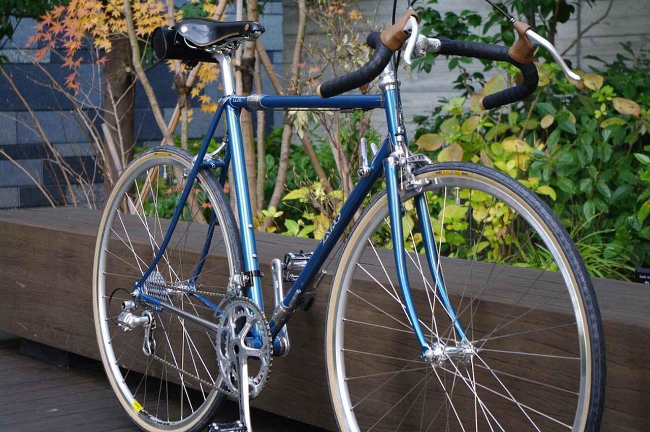 画像: E.B.S|Engineered Bike Service handmade in kyoto, Japan