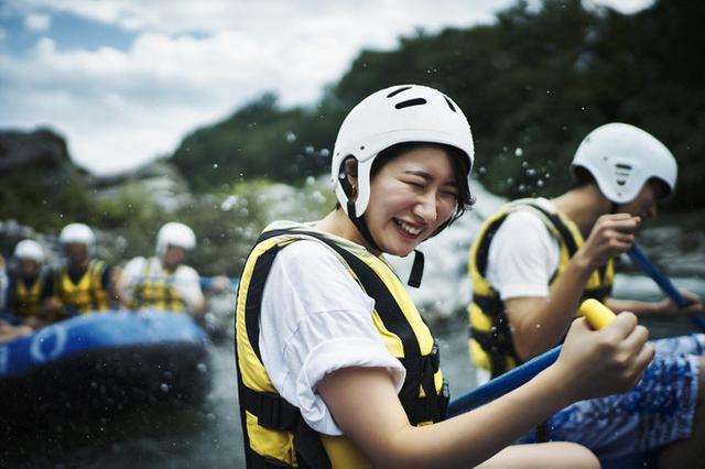 画像: キャンプと一緒にラフティングを楽しめる/リバーパーク上長瀞オートキャンプ場(埼玉県)