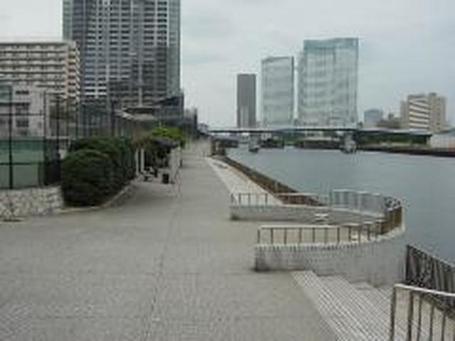 画像: 豊海運動公園 中央区ホームページ