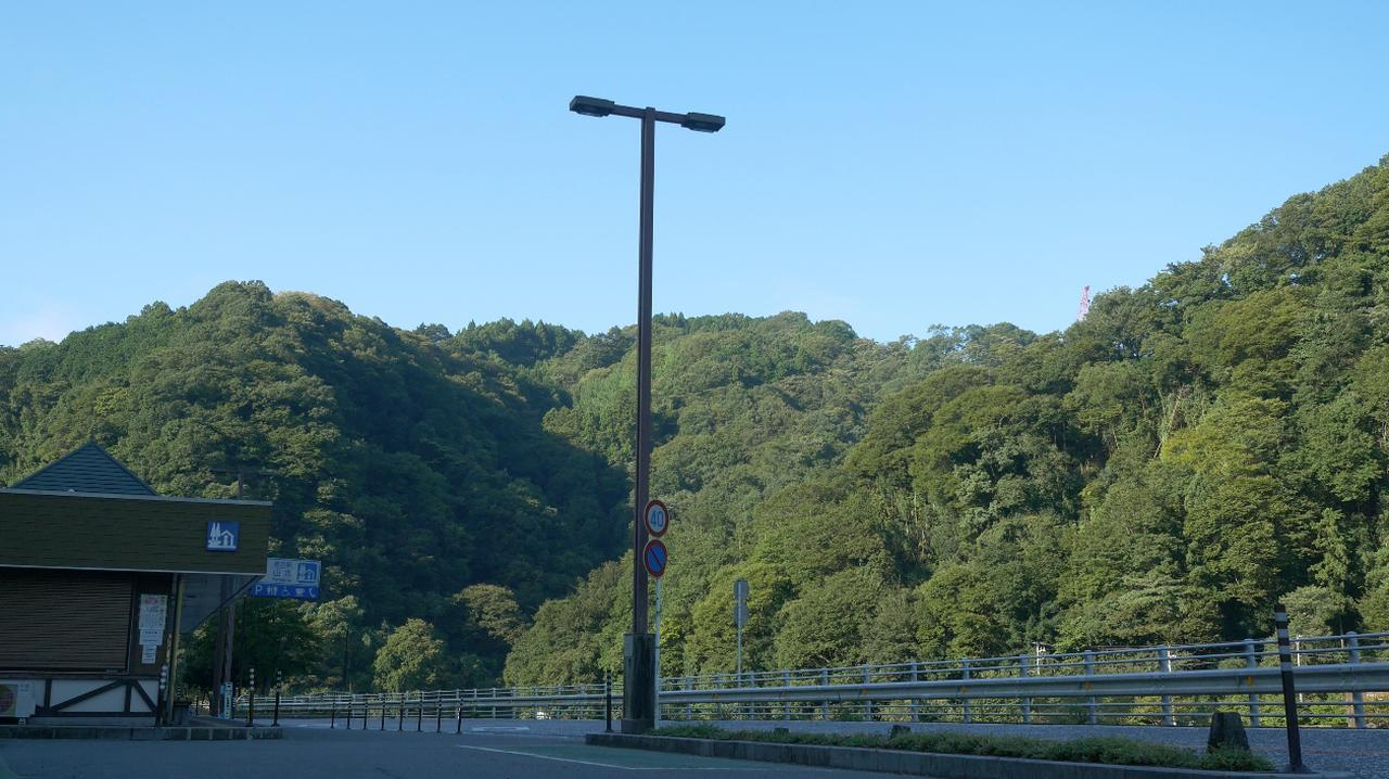 画像: 道の駅「山北」 ・筆者撮影
