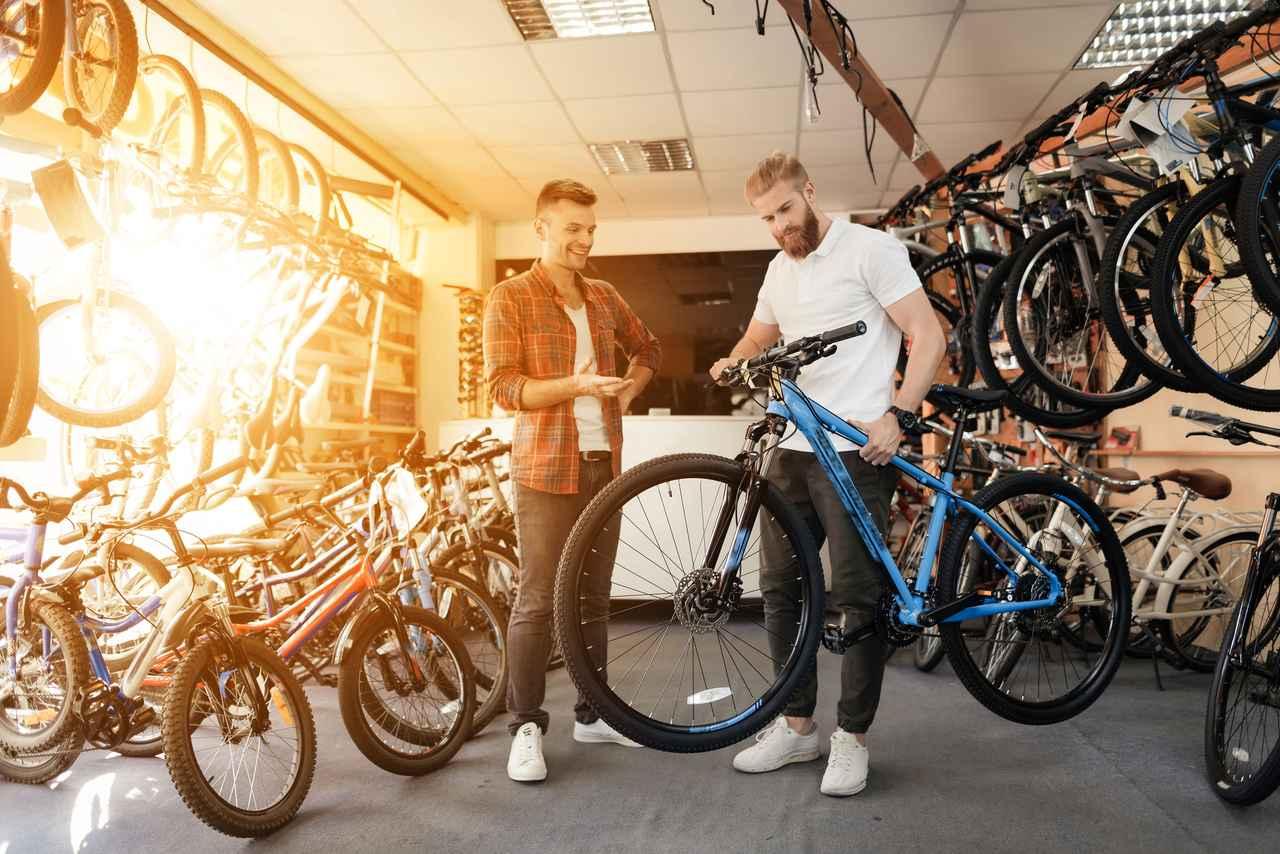 画像: クロスバイクの選び方④:カゴや泥除けなどのオプション モデルによっては取り付けできないことも