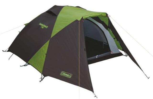 画像1: 初めてのソロキャンプ テント・マット・シュラフ・照明など必須アイテムをご紹介