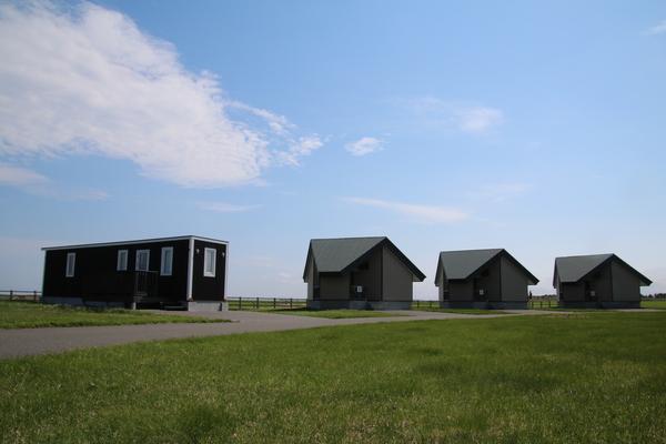 画像: キャンプ場 | 北海道猿払村