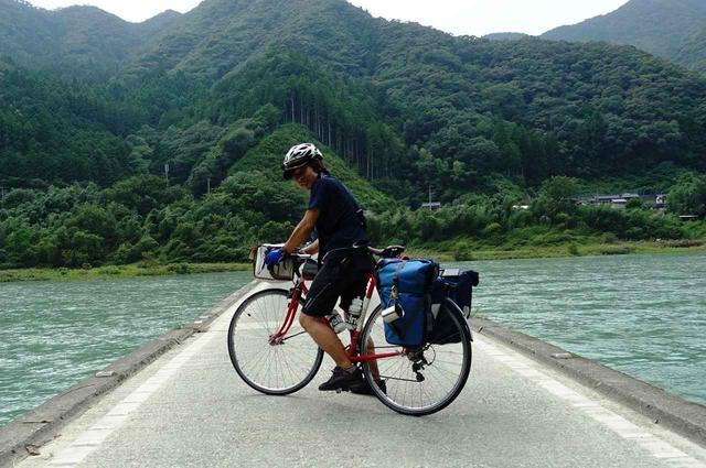 画像1: いつか自転車で旅に出てみたい!~四国5泊6日サイクリング旅~ vol.1「スタート編」 - ハピキャン(HAPPY CAMPER)