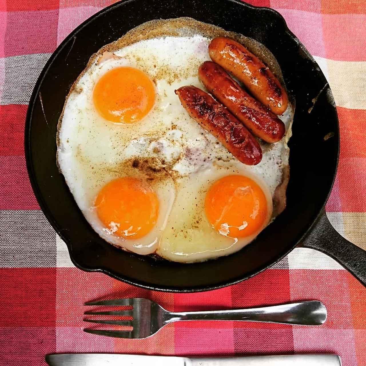 画像: 忙しいキャンプの朝ごはんにおすすめ!簡単&楽ちんレシピ3選 - ハピキャン(HAPPY CAMPER)