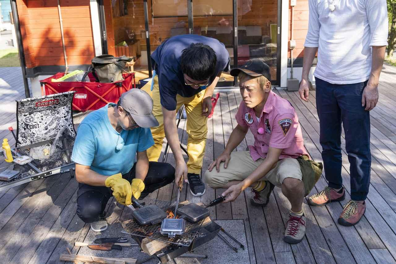 画像: ホットサンドといえばコレ!著名料理家も愛用するバウルーのホットサンドメーカー