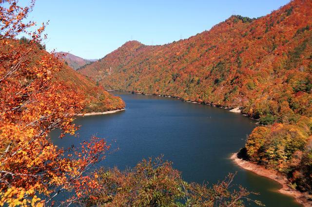 画像: 秘境・奥只見の秋を楽しんでみては!