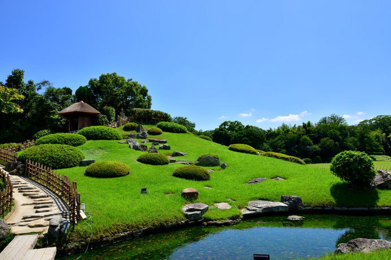 画像: 岡山後楽園
