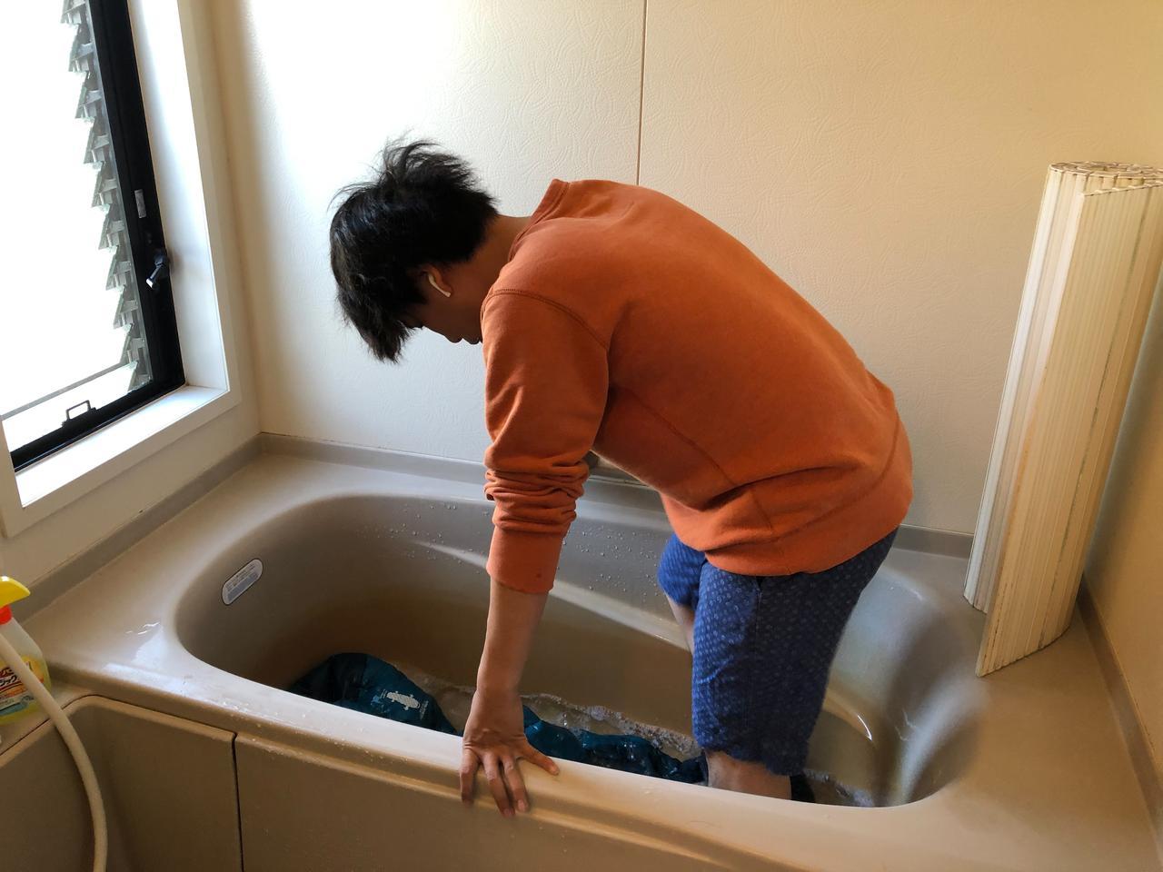 画像1: 今回はエマールのおしゃれ着洗剤を使用しました!