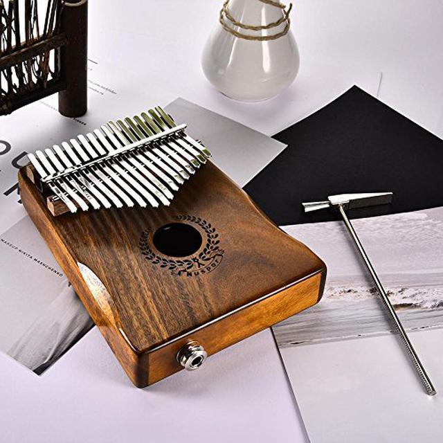 画像1: 100均の材料だけで楽器をDIY!?アウトドアを盛り上げる楽器「カリンバ」を作る