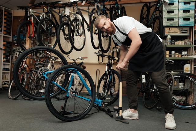 画像: クロスバイクのメンテナンスをマスターしよう お手入れをしっかりして、楽しい自転車ライフを!