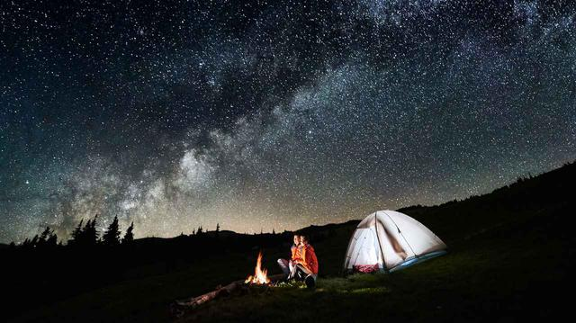 画像: 【寒さを忘れよう】人形寝袋・薪ストーブ・天体望遠鏡で冬のファミリーキャンプを満喫 - ハピキャン(HAPPY CAMPER)