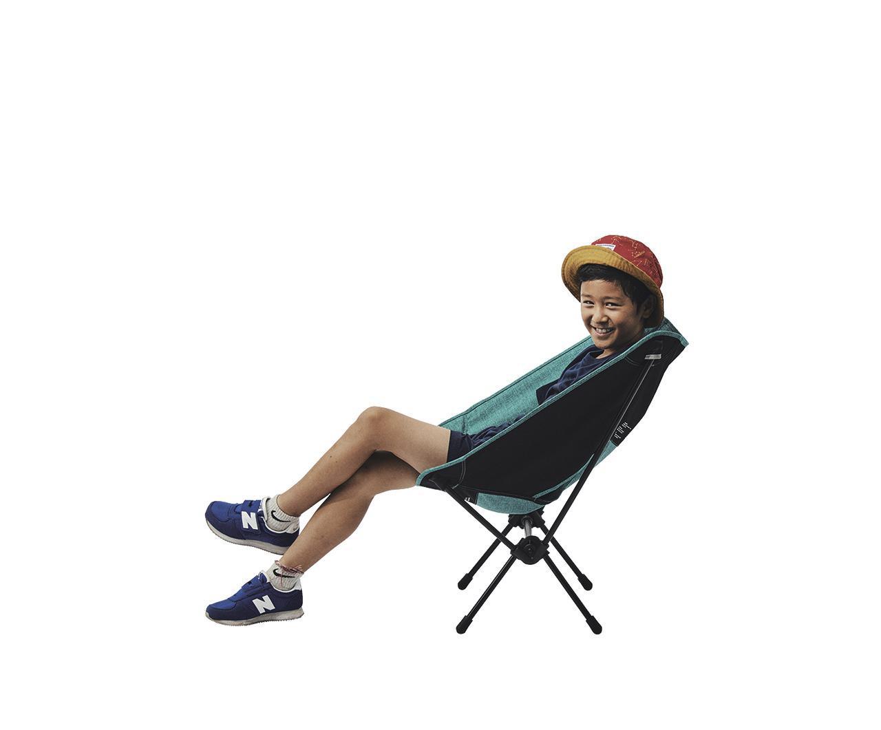 画像2: ヘリノックスを大人・子どもが座って徹底比較! 人気7アイテムをご紹介