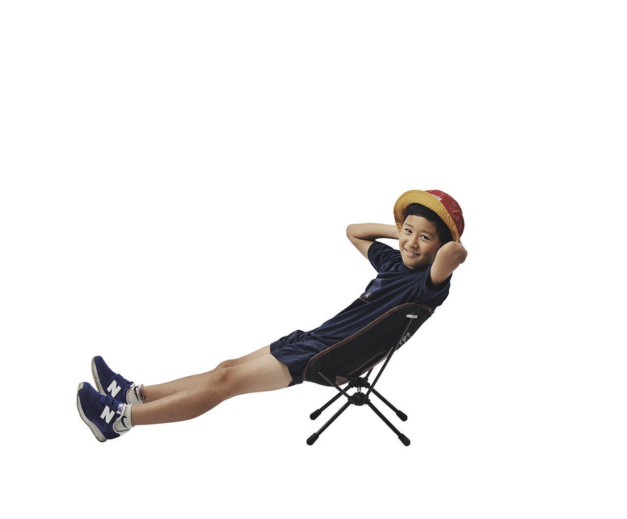 画像5: ヘリノックスを大人・子どもが座って徹底比較! 人気7アイテムをご紹介