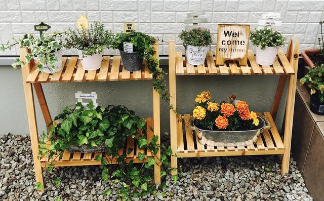 画像: お庭やガーデニングの鉢におしゃれなDIYガーデンピックを挿そう