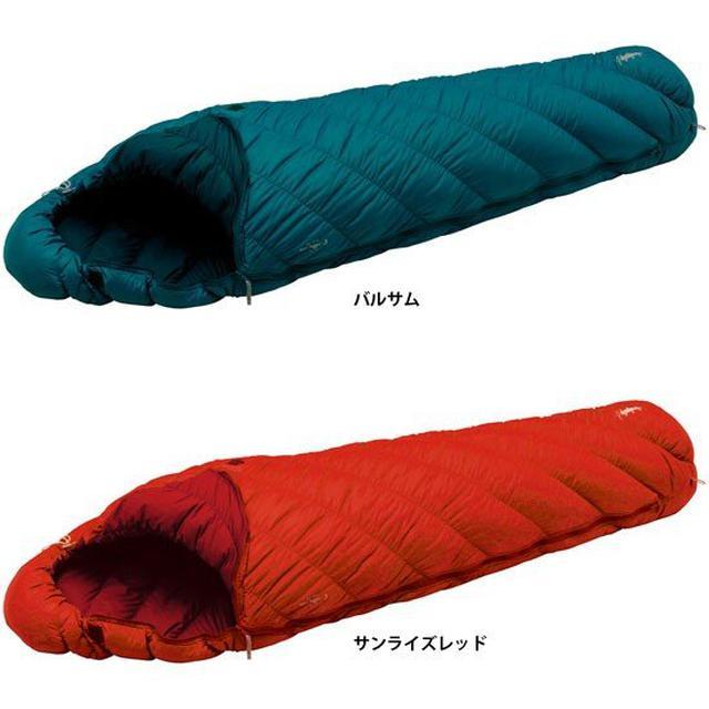 画像1: 秋冬キャンプはシュラフ選びが重要! 選び方&モンベル製などおすすめの寝袋を紹介
