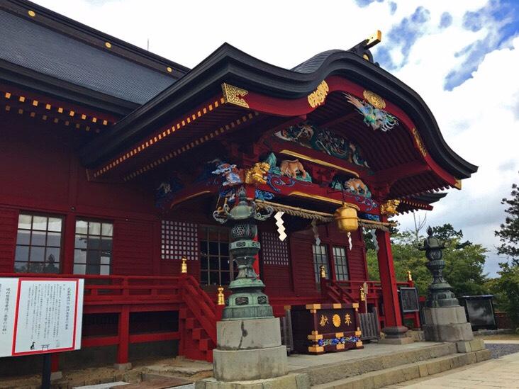 画像: 筆者撮影:武蔵御嶽神社