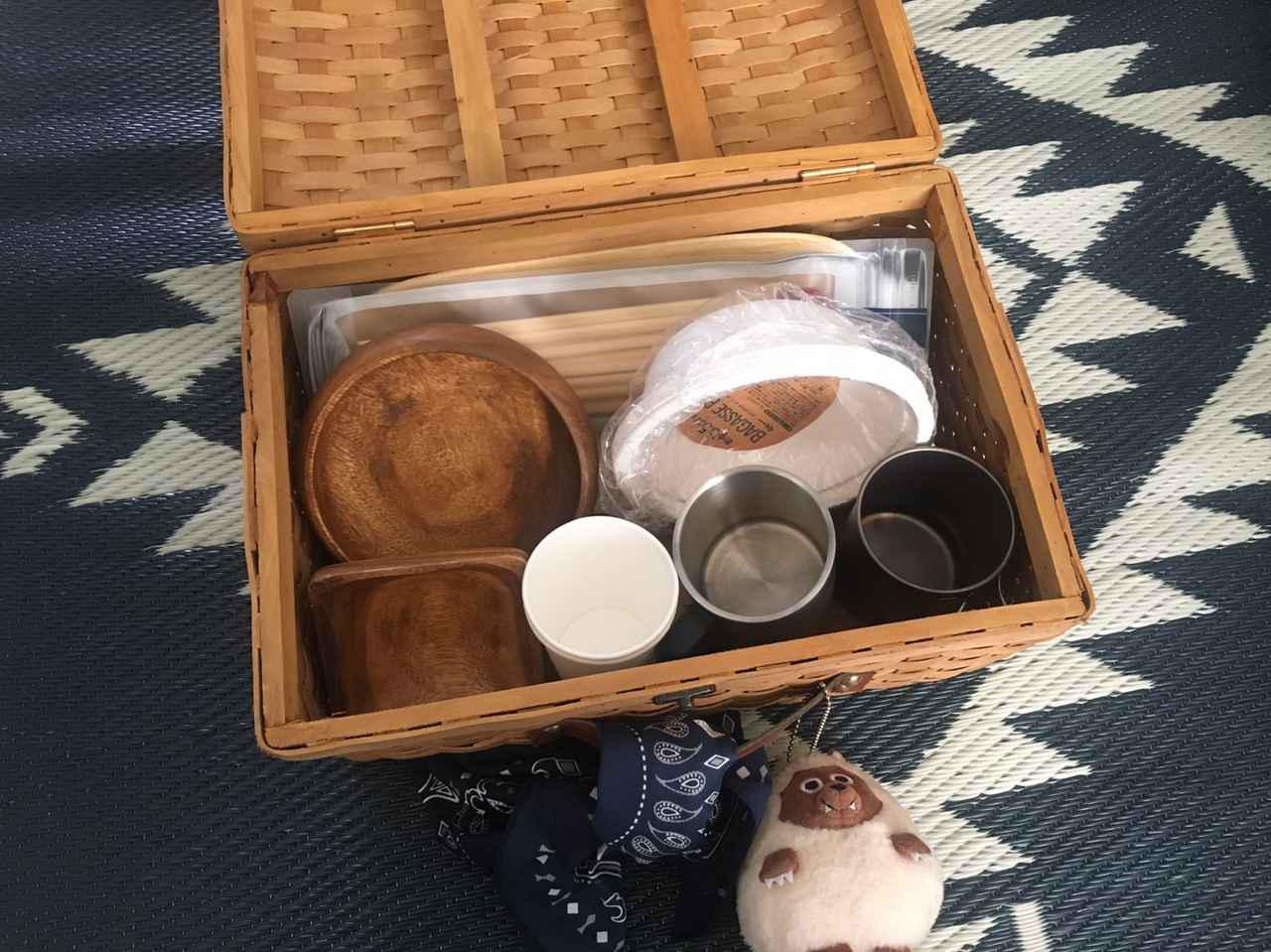 画像: キャンプ用カトラリーセットのおすすめ収納術! 食器をおしゃれに持ち運ぼう! - ハピキャン(HAPPY CAMPER)