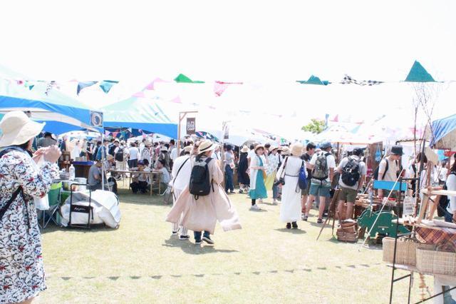 画像: 【注目野外イベント】愛知県の「森、道、市場2019」に行ってきました! - ハピキャン(HAPPY CAMPER)