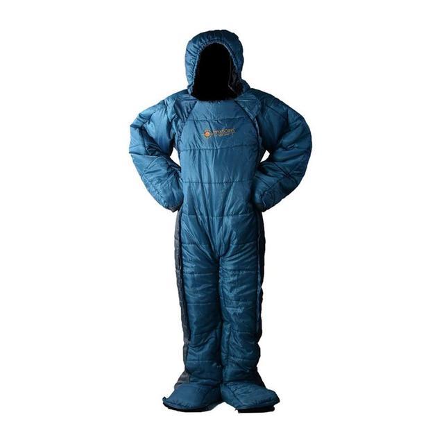 画像2: 着る寝袋・人型寝袋おすすめ5選 着たまま動ける! 身体にフィットして保温性抜群