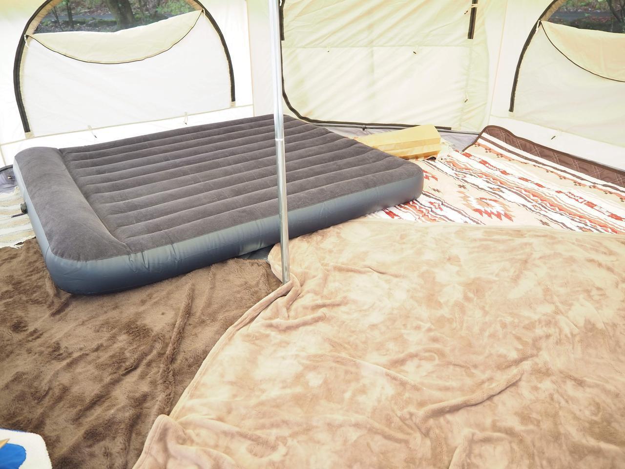 画像: キャンプの秋!ぐっすり眠れる寝心地重視のエアーベッドのススメ - ハピキャン(HAPPY CAMPER)