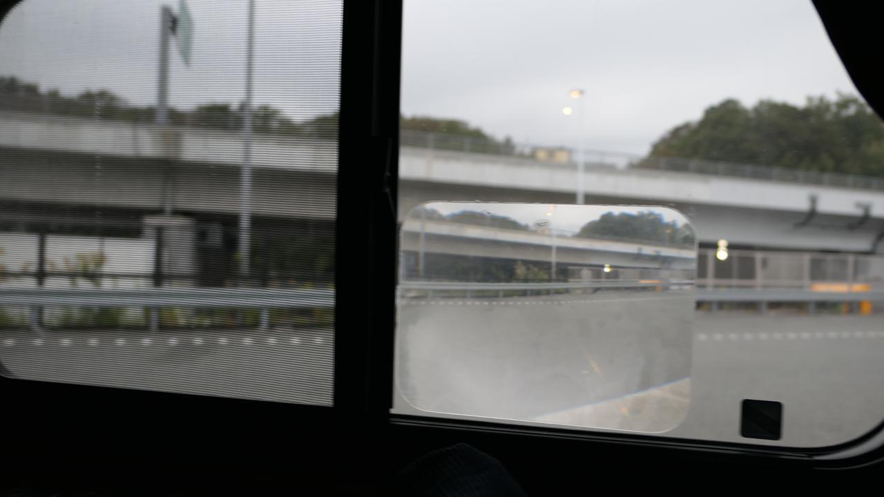 画像: 圏央道はガラガラ:次男撮影
