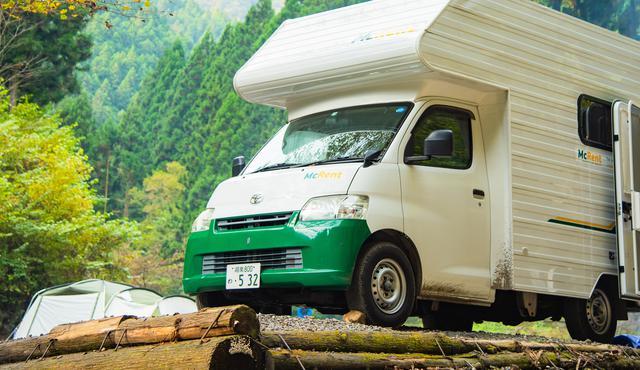 画像: 【キャブコンをレンタル】キャンピングカーの旅行の総額は? チャイルドシートなどは持ち込みで節約