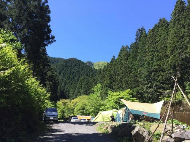 画像: 大岳キャンプ場HPより