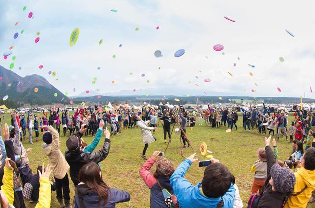 画像: この夏から楽しめる!キャンプもできるオススメ全国野外フェス8選 - ハピキャン(HAPPY CAMPER)