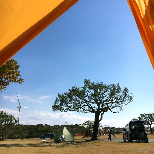 画像: 【おすすめキャンプ場23】冬キャンプにもおすすめ!遊べる施設満載の「竜洋海洋公園オートキャンプ場」