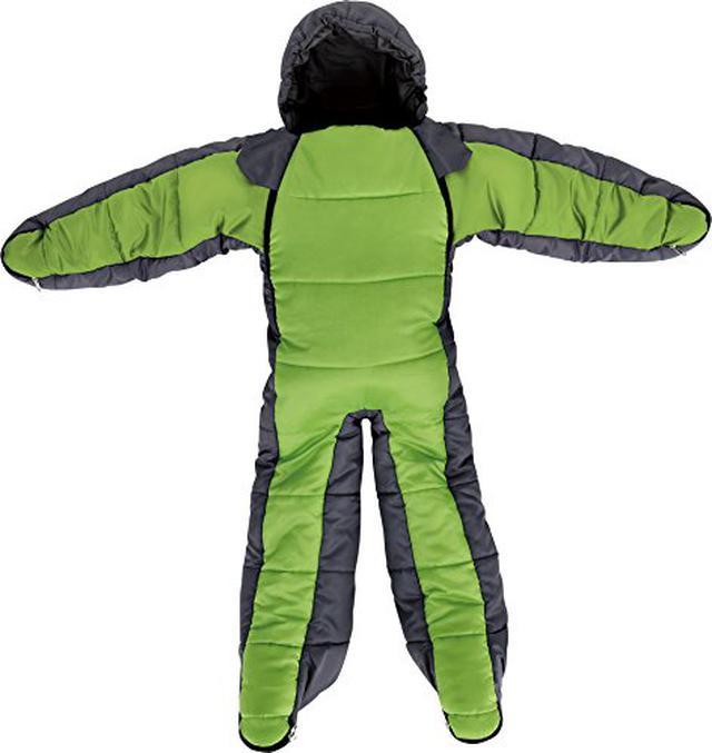 画像7: 機動性抜群で便利!斬新なデザインで話題の人型寝袋のおすすめ4選