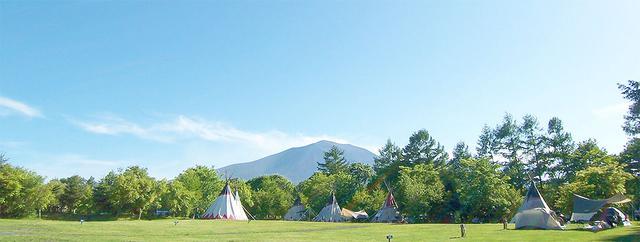 画像: 関東・群馬県 浅間高原3万坪のオートキャンプ場 スウィートグラス