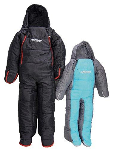 画像1: 機動性抜群で便利!斬新なデザインで話題の人型寝袋のおすすめ4選