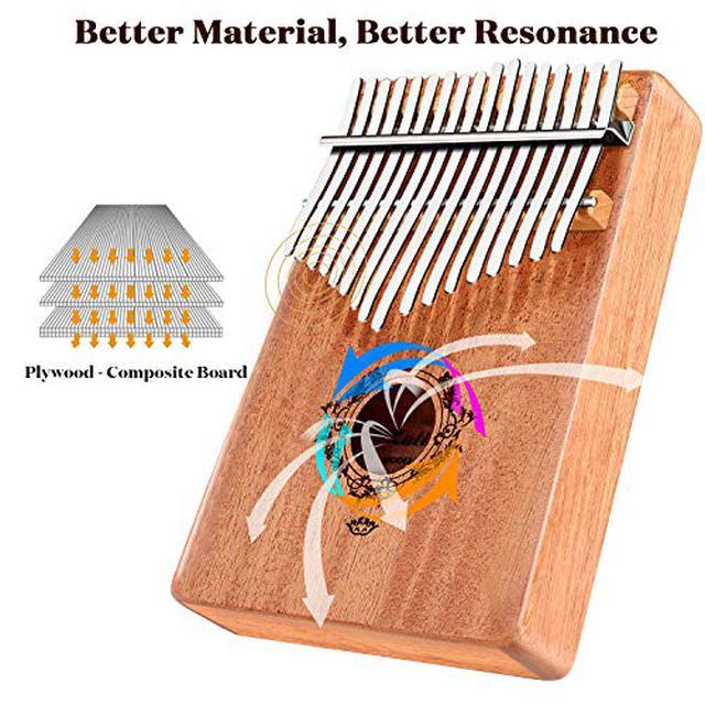 画像1: 100均の材料で自作できる「カリンバ」の作り方!一番綺麗な音を鳴らすには?