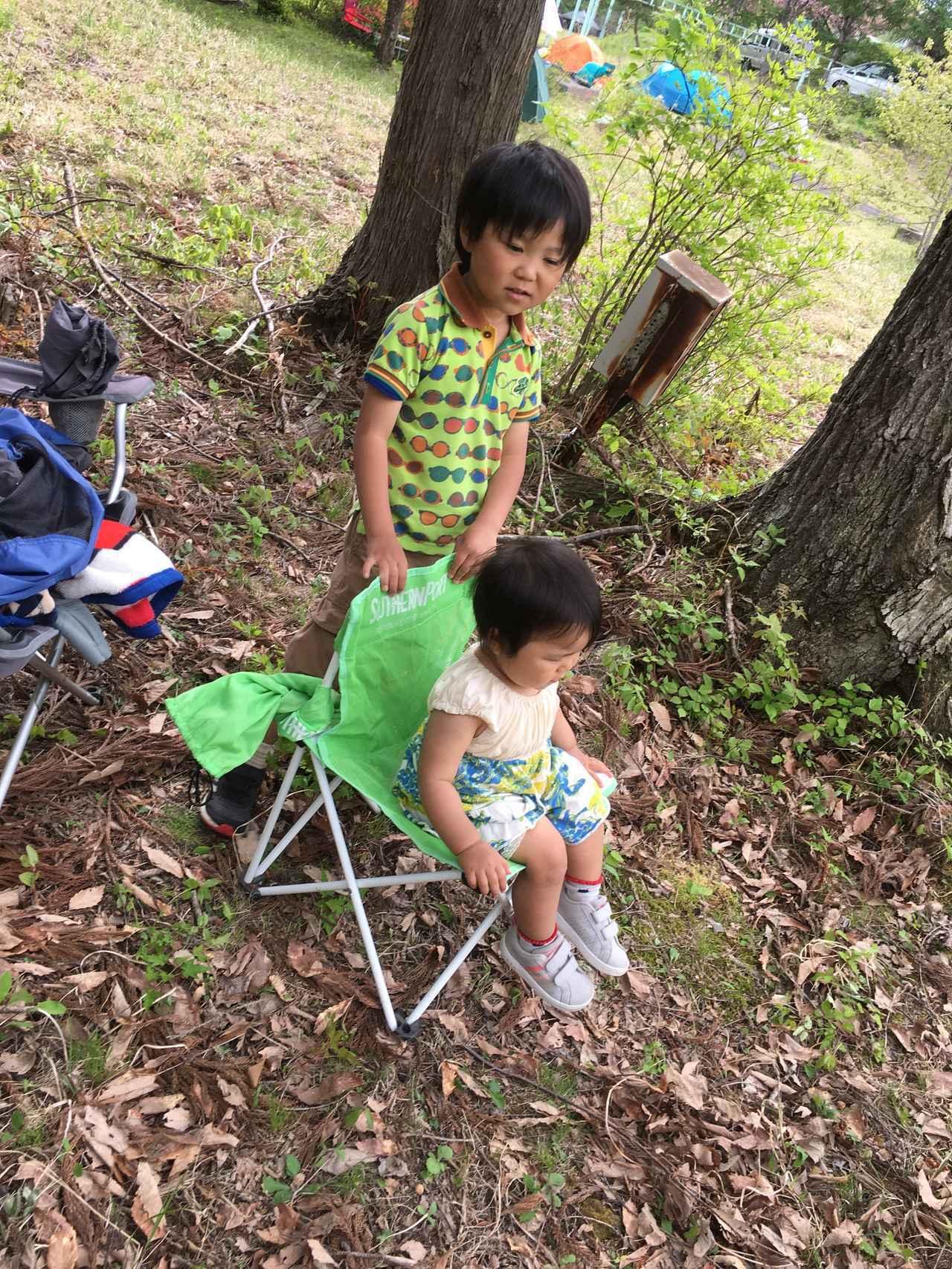 画像: 0~2歳の子供と行く初キャンプ! 家族と過ごす時間を増やそう - ハピキャン(HAPPY CAMPER)
