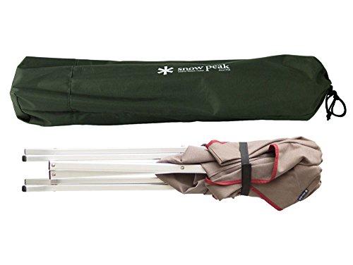 画像1: スノーピーク(snowpeak)製ドッグコットを徹底レビュー 愛犬とキャンプへ行こう