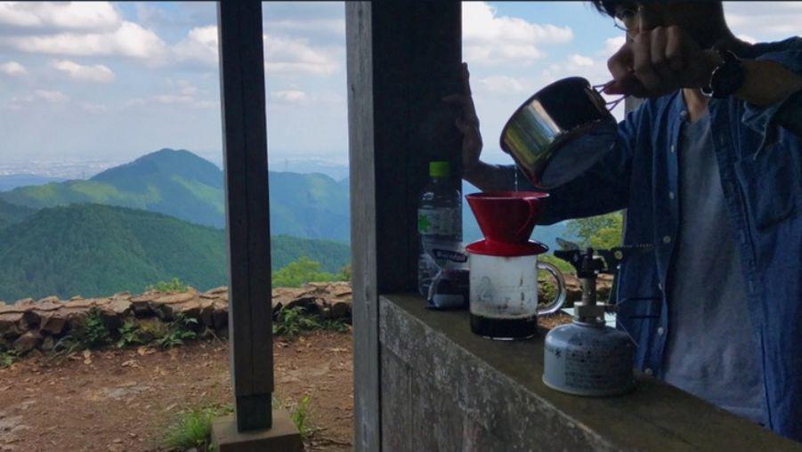画像: 日帰り登山でおいしいコーヒーを!おすすめの道具もご紹介 - ハピキャン(HAPPY CAMPER)