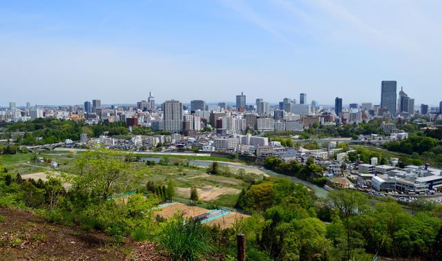 画像2: チョッと寄り道観光! 高さ100m! 市街地が一望できる「仙台大観音」へ