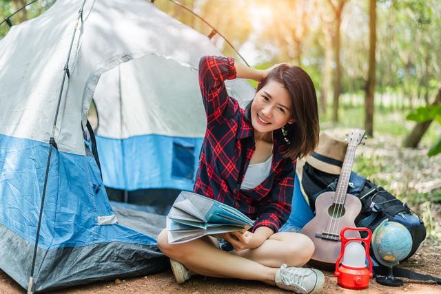 画像: 女子ソロキャンプ ・防犯上3つ注意点をおさらい!