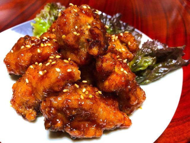 画像: 【ピリ辛キャンプ飯レシピ】ヤンニョムチキンの作り方!寒い冬は韓国風ピリ辛チキンを食べよう - ハピキャン(HAPPY CAMPER)