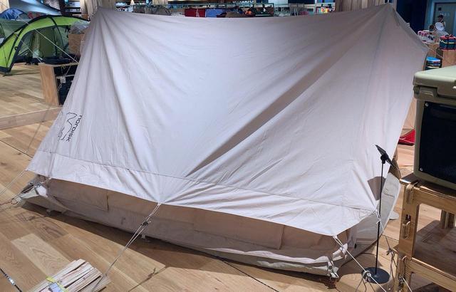 画像: 【女子必見】お気に入りテントの見つけ方&モンベル製などおすすめソロテントを紹介! - ハピキャン(HAPPY CAMPER)