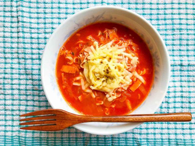画像: 【トマトジュースを活用】ワンバーナーでお手軽アレンジレシピ! - ハピキャン(HAPPY CAMPER)